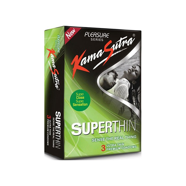 KamaSutra SuperThin Condoms