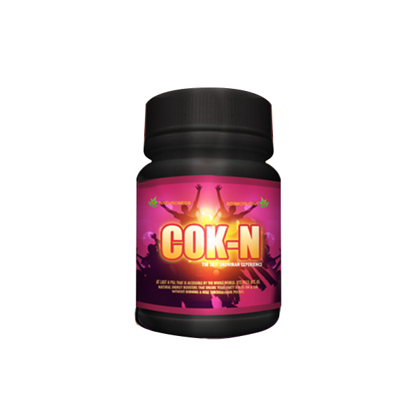 Cok-N (Energy and Sensory Enhancer)